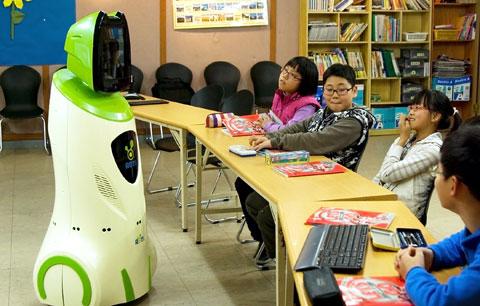 Profesor Robot